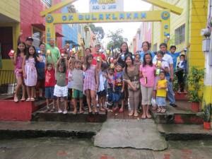 Gawad Kalinga - Bulaklakan Village