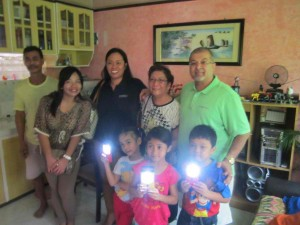 solar light outreach